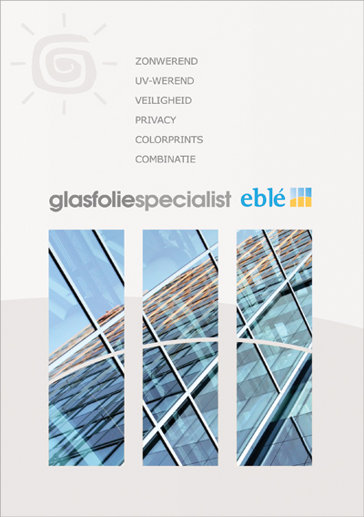 glasfolie folder eble